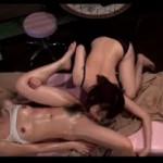 【エロ動画】 女性だからと油断する女性客に禁断のレズ猥褻エステ!
