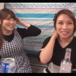 【エロ動画】 飲み会の多いこの季節にほろ酔い素人娘をナンパして二次会!