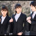 【エロ動画】 面接終わりのリクルートスーツな就活生をナンパしてハメ撮り!
