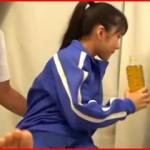 【エロ動画】 部活中に捻挫したジャージ娘が運び込まれてきたのが猥褻整体院だった・・・!