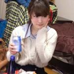 【エロ動画】 お酒に弱い女子大生を飲ませてほろ酔いセックスを盗撮!