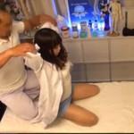 【エロ動画】 ついに登場!エリート女医が猥褻マッサージで犯される!