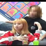 【エロ動画】 ヤンキーみたいな金髪ギャルを自宅に連れ込んでSEX盗撮!