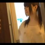 【エロ動画】 お風呂掃除でビチョビチョの妹のを見て一線を越えちゃった兄!
