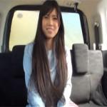 【エロ動画】 チャリンコ置き場でナンパした若妻さん(26)とAV出演交渉!ノリでOK!