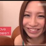 【エロ動画】 可愛い顔して大きいチンポが大好きな水樹りさの巨根ファック!