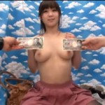 【エロ動画】 素人娘はお金を払えばお父さんとエッチなことしてくれるのか企画!