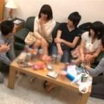 【エロ動画】 自分の彼女を含む今時のリア充若者たちの乱交ファック!