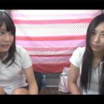 【エロ動画】 右のちょっとヤンキーっぽい子が可愛い!2人組ナンパ!