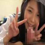 【エロ動画】 黒髪の可愛い従順娘にイラマチオ中出しなんでもありハメ撮り!