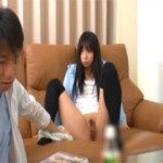 【エロ動画】 お兄ちゃん助けて!オナニー中にハプニングが起きた妹とヤる!
