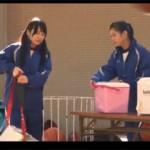 【エロ動画】 合宿で女子マネージャーの先輩&後輩ペアを食いまくり!