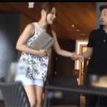 【エロ動画】 帰ろうとする若妻さんの手を掴んで引き止めるスーパー強引ナンパ!