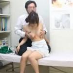 【エロ動画】 産婦人科にきた訳あり女子大生をイタズラする悪徳医者!