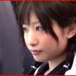 【エロ動画】 満員電車で痴漢されガニ股でイキまくっちゃう女の子!