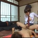 【エロ動画】 寝ている間に彼女が兄貴に寝取られてた屈辱のNTRファック!