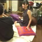 【エロ動画】 男の家に遊びに来た可愛い女の子が口説かれてエッチする一部始終!