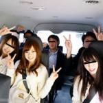 お嬢様女子大生の橋本さゆりちゃんが有名私立大学のヤリサー合宿に参加!中出し乱交されまくり動画!