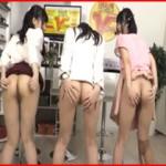 女子アナが視聴者にアナルを見せ付けるスマホの操作アプリを使った羞恥ファック動画!
