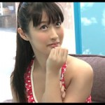 ポニーテールのめちゃ可愛い女子大生がイケメン童貞くんを筆下ろししてあげるマジックミラー号動画!