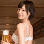 お酒に弱い鈴村あいりちゃんがほろ酔い状態でセックスしたら可愛くてエロかった!ほろ酔い濃密SEX!