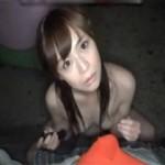 怖いけど気持ちいい!? ヤンデレ彼女に包丁で脅されながらのフェラ抜き動画!