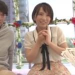 学校の先生になりたいショーットカット女子大生・・・5万円に揺れる!