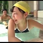 水泳コーチになりすまして女の子の身体を自然に触りまくる悪戯セクハラ中出し乱交!