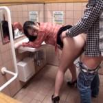 NPO団体が「自粛してください」と要請して話題になってる多目的トイレで撮影されたジャンルのAV!