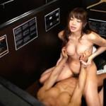 渋谷のネカフェで終電逃して暇を持て余してる女性をナンパして個室でセックス隠し撮り!