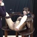 童貞くんの目の前に全裸で拘束された女の子(紺野ひかる)がいたらどうするか実験!