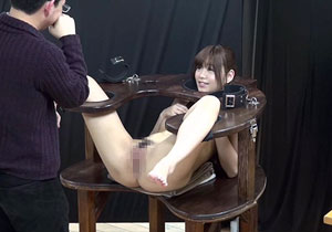ドウテイくんの目の前に裸で縛りされた女子(紺野ひかる)がいたらどうするか実験☆