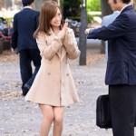 「私とセックスして下さい!」 桐嶋りのが素人男性にお願いする無茶ぶり逆ナンパ!