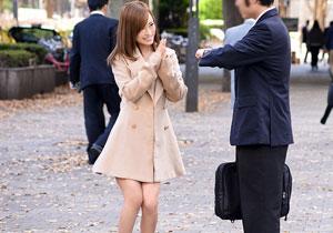 「私とSEXして下さい☆」 桐嶋りのがシロウト男性にお願いする無茶ぶり逆キャッチ☆