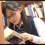 真面目な優等生が図書室では大きな声を出さないというルールを守ってレイプされる極悪陵辱!