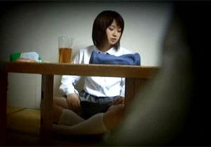 おアニちゃんがこっそり収録したイモウトのおなにー秘密撮影映像☆