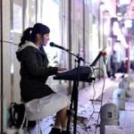 福岡の路上ライブやってるシンガーをスカウトしたら中出しまでOKでAVデビュー!