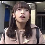 ツイッターでイケメン男優とセックスしたいと呟いてる子に声をかけたSNSナンパ!