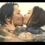 女優・池脇千鶴が久しぶりに見せた濃厚キスと乳首丸見えな映画での濡れ場シーン!