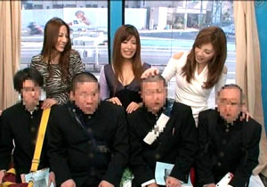 超最高の思い出☆東京りょこうにきた田舎の学生集団を大人のオネエさんがドウテイ筆下ろし☆