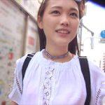 日本が大好きで1人で旅行に来た台湾の女の子に声をかけてハメ撮りしちゃったナンパエロ動画!