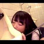 AV女優で一番変態とも言われる南梨央奈ちゃんが本人熱望の『変態公衆便所タンツボ肉便器女』に出演!