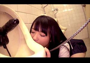 av女優で一番ヘンタイとも言われる南梨央奈ちゃんが本人熱望の『ヘンタイ公衆トイレタンツボ肉便器女』に出演☆