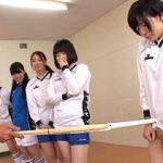 女子フットサルチームの合宿で1人だけイジメられる女の子!全裸練習や公開レイプによる羞恥イジメ!