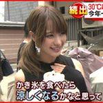 ニュースの街頭インタビューで可愛いと話題になった女の子がAV女優の桃乃木かなだった件!