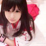 中国の有名コスプレイヤー習呆呆ちゃんの流出した巫女コスプレSEX動画!