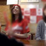広島カープが強すぎてノリでAV出ちゃった21歳のカープ女子のAVデビュー動画!