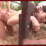 女はただの家畜扱い!人権無視して毎日犯され中出しされまくる鬼畜人間牧場!