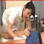 「なんで私じゃ勃たないの!」 女性としてのプライドをかけて誘惑してくる看護婦たち!