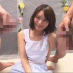 素人娘の初めての3P体験は6万円で買える!謝礼欲しさに3Pしちゃう女子大生!
